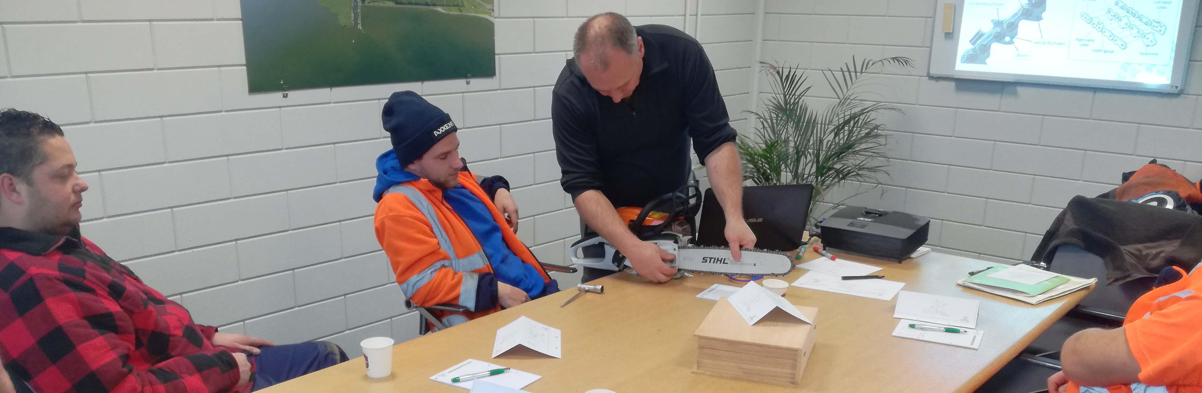 Blog: Gemeente Bunschoten heeft veilig werken hoog in het vaandel