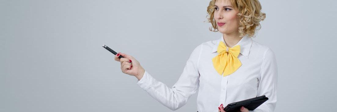 Interview: Benieuwd naar communicatie docent Esther?
