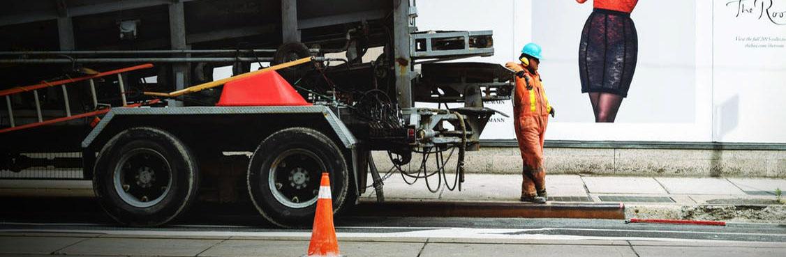 Veilig werken langs de weg - nog steeds niet vanzelfsprekend