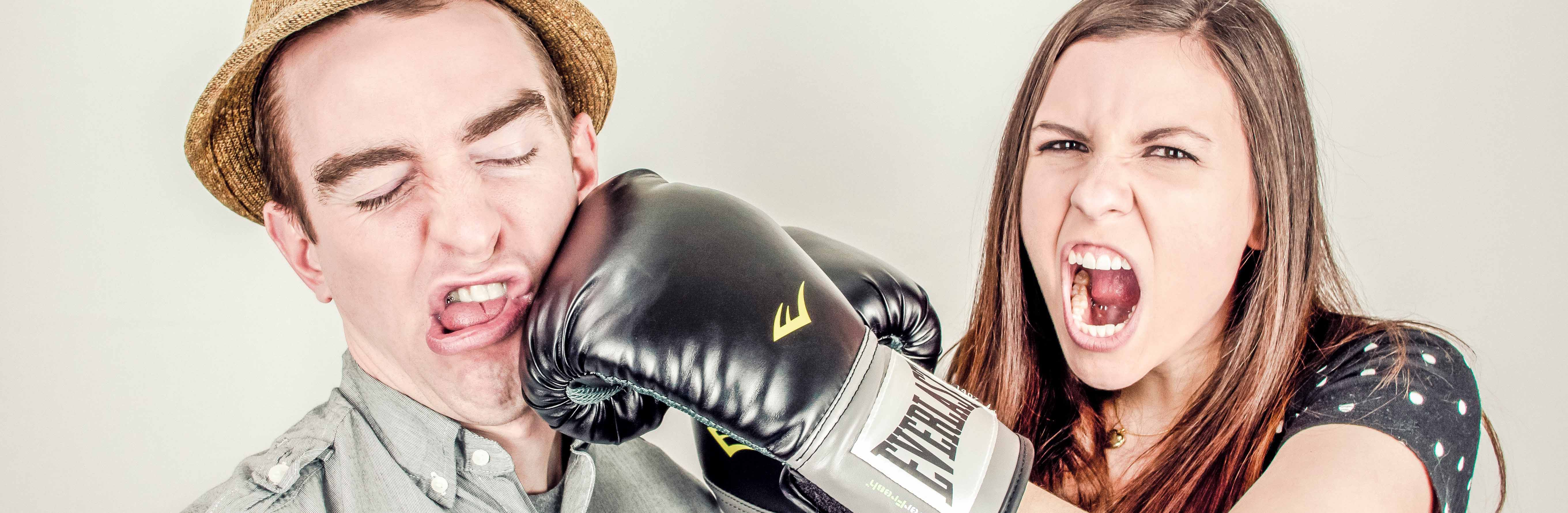 Jij tegen jezelf in de ring - AAB Training & Opleiding